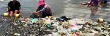 Vietnams vermüllte Strände