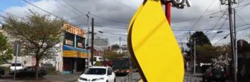 Warum Sie in Seattle die Flagge Südvietnams sehen