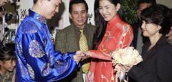 Die vietnamesische Verlobungszeremonie