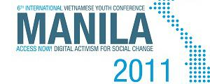 6. International Vietnamese Youth Conference in Manila