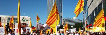 Demo am 10.12.2011 in Berlin und Frankfurt