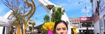 Footscray - Saigon Empfangsbogen ist das neue Wahrzeichen