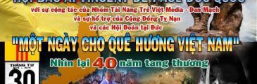 Ein Tag für die Heimat Vietnam