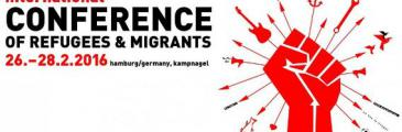 International Conference of Refugees and Migrants