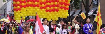 Vietnamesen feiern 150. Geburtstag Kanadas
