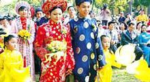 Der Herr des Fadens und die Monddame - Ong To Ba Nguyet