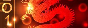Tết Veranstaltungen 2012 zum Jahr des Drachens (Updated)