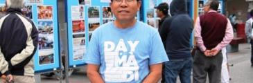 Petition für den in Vietnam festgehaltenen Chau Van Kham